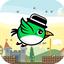 Addictive Bird, Jumping, Running & Dashing Game