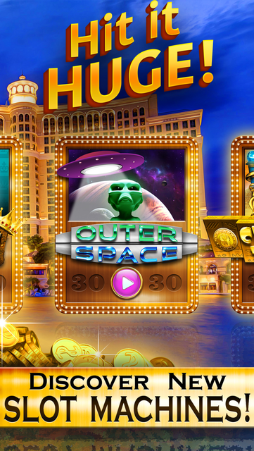 Hit it Huge! FREE Rich Vegas Casino Slots of the Jackpot Palace Inferno! screenshot 5