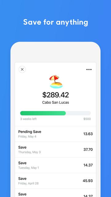 Digit Save Money. Pay off debt screenshot 10