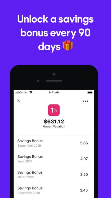 Digit Save Money. Pay off debt screenshot 8