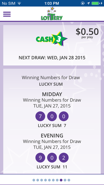 Tennessee Lottery Official App screenshot 6