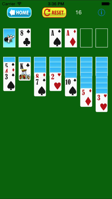 Solitaire Blast Bowling 3d - My Green City Arena Pro screenshot 3