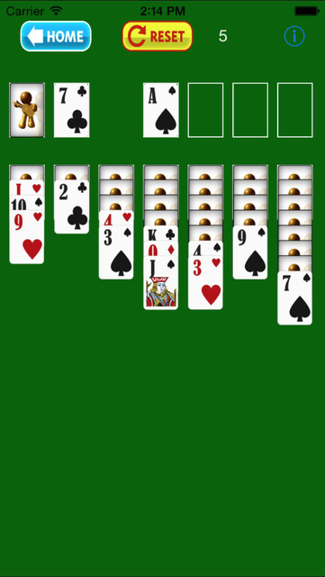 New Classic Solitaire Scramble With Friends Arena City Real Blast 3d Tripeaks and More screenshot 2