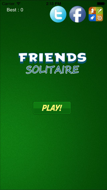 New Classic Solitaire Scramble With Friends Arena City Real Blast 3d Tripeaks and More screenshot 3