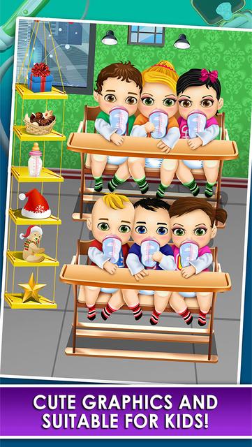 Mom's Doctor Spa Makeover Salon Kid Game screenshot 9