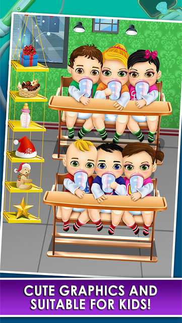 Mom's Doctor Spa Makeover Salon Kid Game screenshot 24