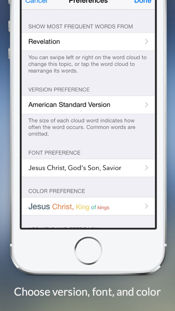 Lion and Lamb - Admiring Jesus Christ screenshot 4