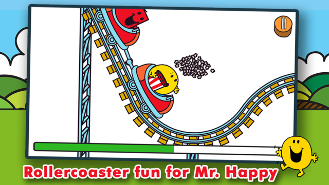 Mr Men: Mishaps & Mayhem screenshot 2