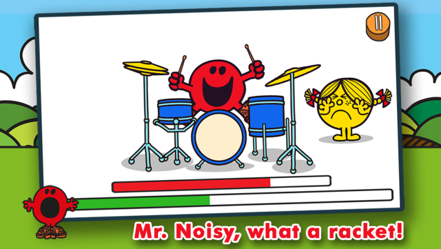 Mr Men: Mishaps & Mayhem screenshot 5