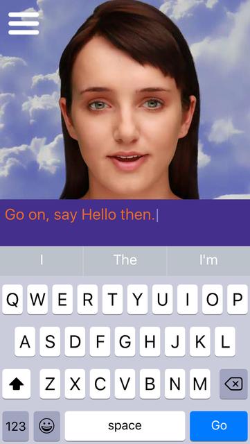 Eviebot screenshot 1