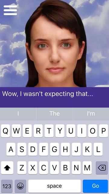 Eviebot screenshot 2