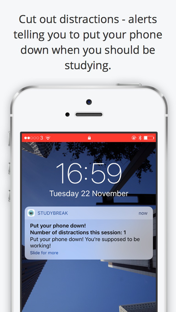 StudyBreak Procrastination Aid screenshot 5