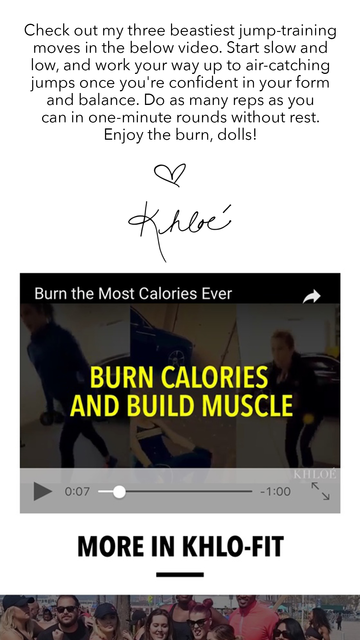Khloé Kardashian Official App screenshot 2