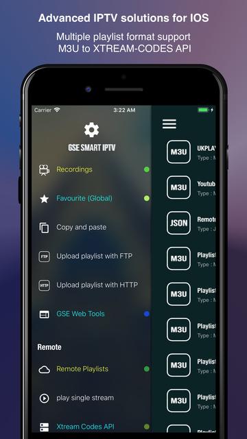 GSE SMART IPTV screenshot 7
