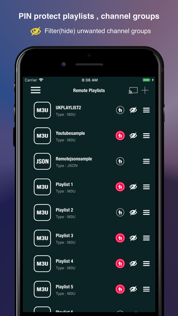 GSE SMART IPTV screenshot 9