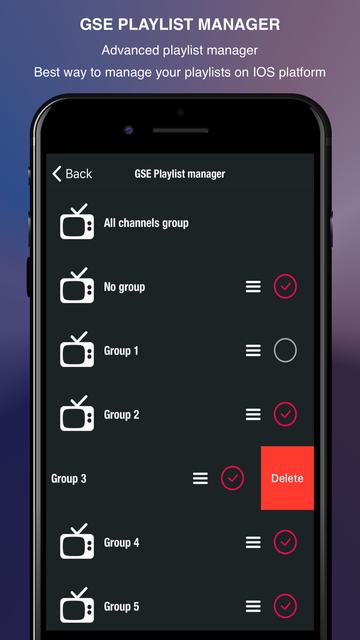 GSE SMART IPTV screenshot 12