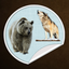 Photo sticker app - just uploaded. Rare Wolves and Bears stickers