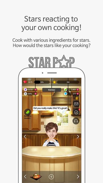 STAR POP - Stars in my palms screenshot 4
