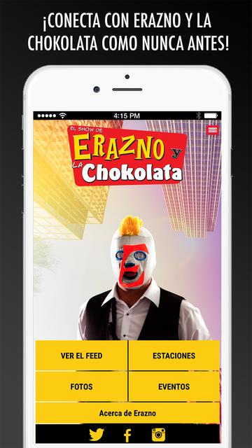 Erazno y La Chokolata screenshot 1
