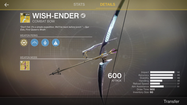 Ishtar Commander for Destiny 2 screenshot 20