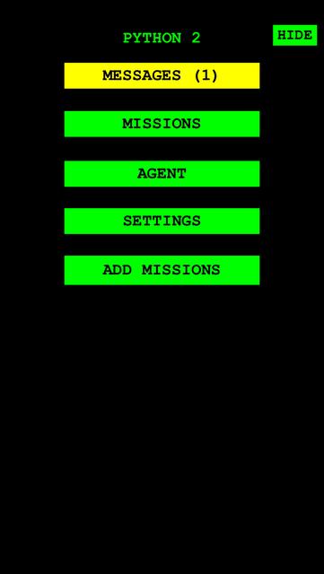 Spy Mission screenshot 1