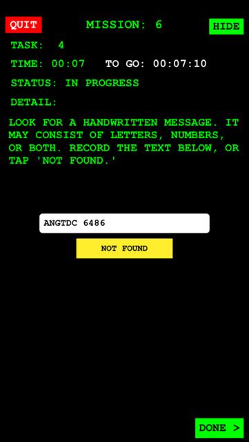 Spy Mission screenshot 3