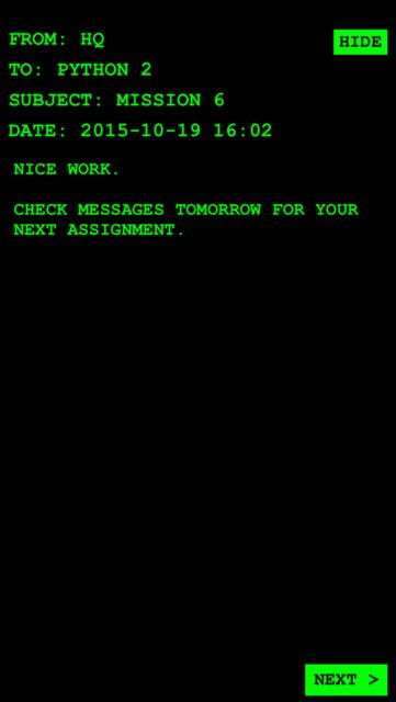 Spy Mission screenshot 4