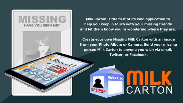 Milk Carton Famous Faces screenshot 2