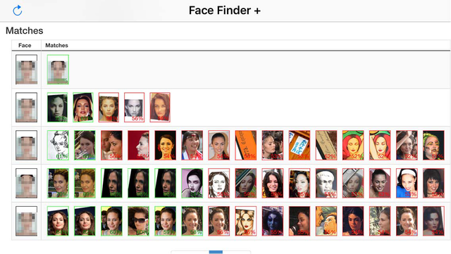 Face Finder + screenshot 9