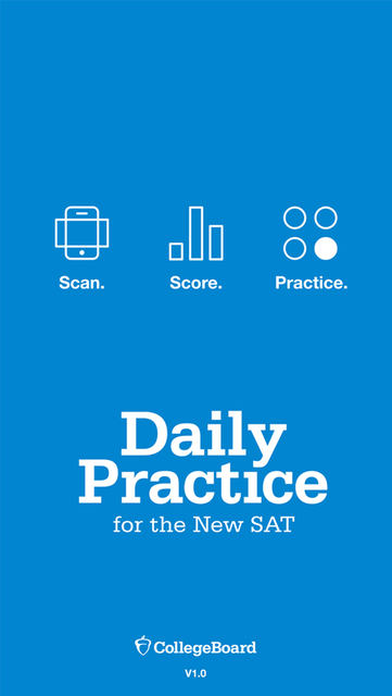 Daily Practice for the SAT® screenshot 1