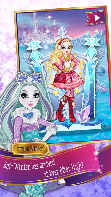 Ever After High™ Charmed Style screenshot 1