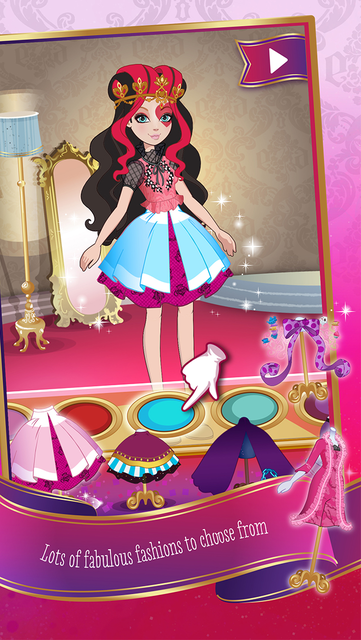 Ever After High™ Charmed Style screenshot 5