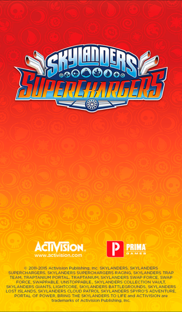 Official Strategy App for Skylanders SuperChargers screenshot 1