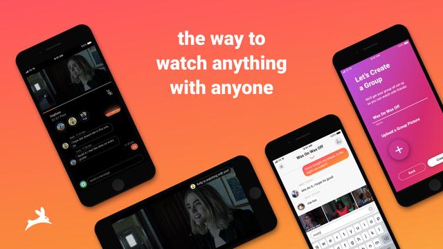 Rabbit – Watch Together screenshot 1