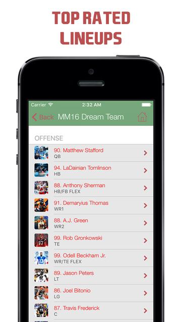 Pocket Wiki for Madden NFL 16 screenshot 4