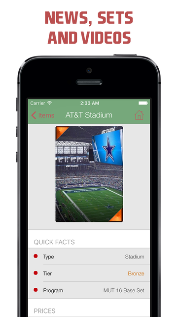 Pocket Wiki for Madden NFL 16 screenshot 5