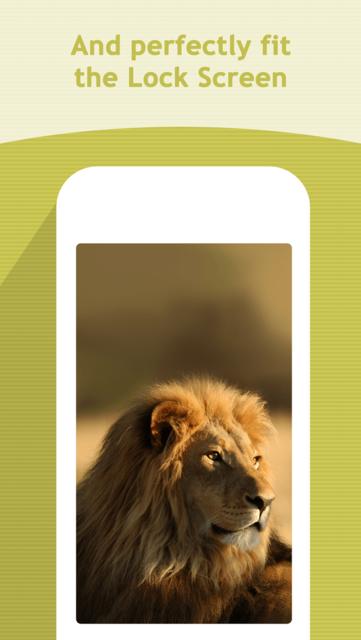 HDScreen - Beautiful Retina Wallpapers Backgrounds screenshot 4