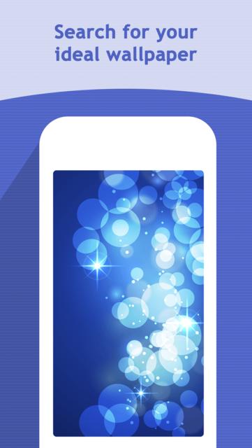 HDScreen - Beautiful Retina Wallpapers Backgrounds screenshot 5