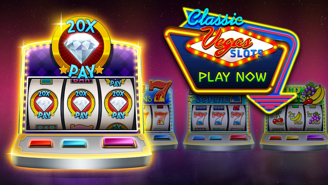 Classic Vegas Slots - Free Old Style Slot Machines screenshot 1