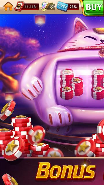 my KONAMI - Real Vegas Slots screenshot 7