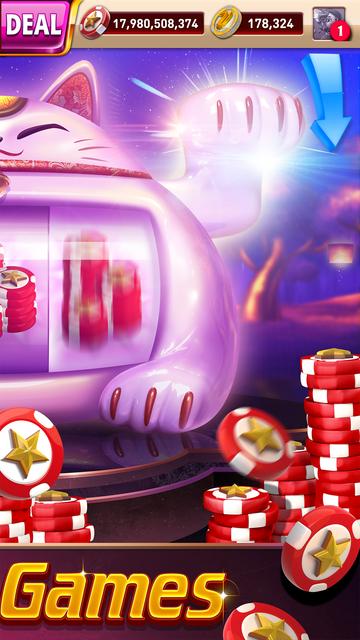 my KONAMI - Real Vegas Slots screenshot 8