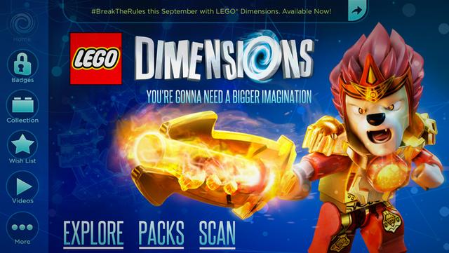 LEGO® Dimensions™ screenshot 1