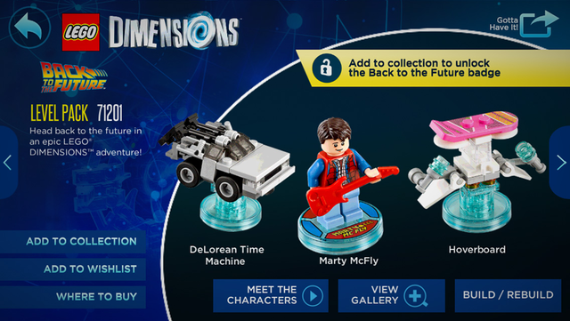 LEGO® Dimensions™ screenshot 5