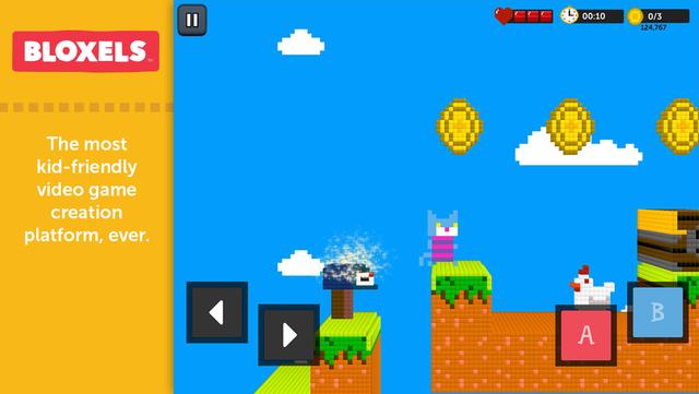 Bloxels Builder screenshot 1