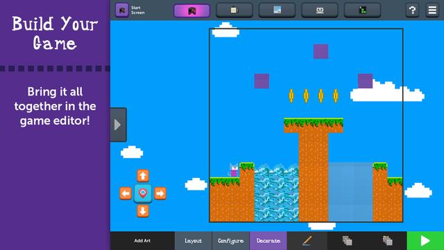 Bloxels Builder screenshot 3