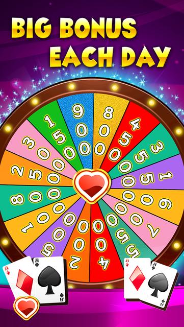 Vegas Heart's Slots & Casino - play lucky boardwalk favorites grand poker and more screenshot 3