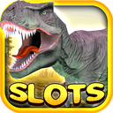 Icon for A New T-rex Casino & Slot Machine - Hit the Dinosor Jackpot 2016