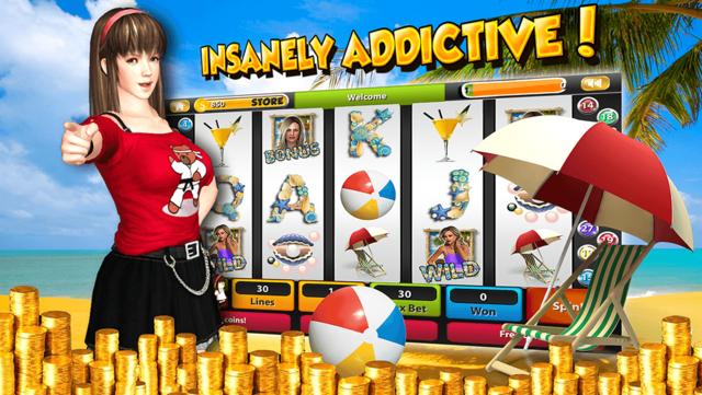 Legendary Vegas Nights Slots-Spin & Win 777 Casino screenshot 1