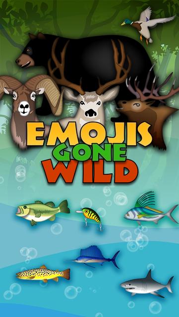 Emojis Gone Wild™ screenshot 1
