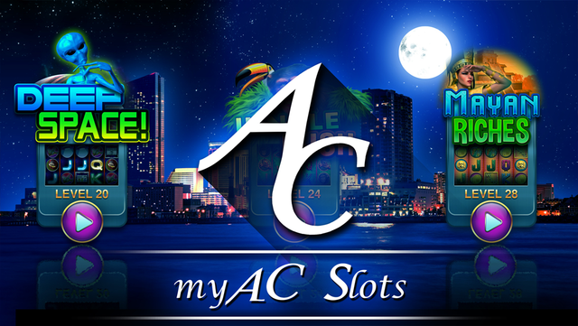 myAC Slots - All New, Atlantic City Casino Games with Grand Las Vegas Jackpots! screenshot 4